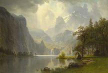 ARTIST | Albert Bierstadt