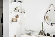 Small spaces with clever storage