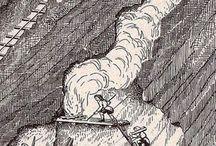 bergbau querschnitt