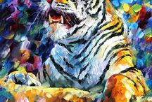 Afremov  / by Brittany Jacobs