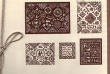 Samplers cross stitch