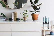 INTERIORS | DRESSER STYLING / How to style your dresser