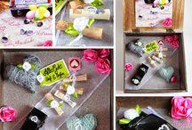 DIY und Selbermachen - Hochzeitsgeschenke