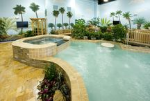 American Pools & Spas Showroom