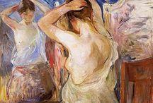 Berthe Morisot / Berthe Marie Pauline Morisot (Bourges, 14 gennaio 1841 – Parigi, 2 marzo 1895) è stata una pittrice impressionista francese.