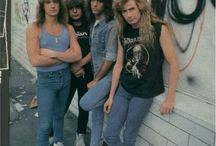 Megadeth / Megadeth & Dave Mustaine
