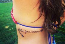 Tattoo / by Katelyn Elaine