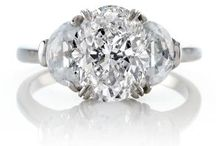 Oval  / by WEDDINGRINGS.COM