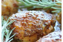 Chicken Recipes / Savoury Recipes