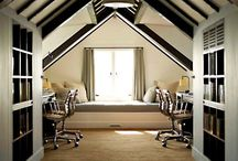 Attic/Loft Spaces / by Nikki D. May