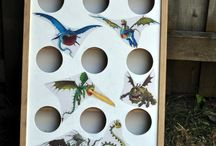 Dragon & Knight party / by Rebecca McDonald