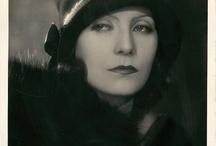 Icon : Greta Garbo