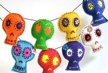 dAy oF tHe dEaD / by Amy Last-Estorga