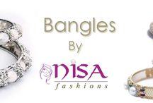 Bangles & Bracelets by Nisa Pearls / 0