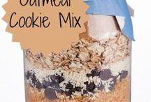 Baking Mix in Jars