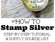 Silver stamping