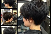 lyhyet hiukset haircuts