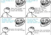 Troll riddles mind tricks