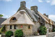 Bretagne Häuser