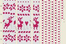 wzory szydełkowe 15 koralików