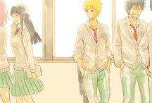 naruto school