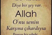 Tevafuk diye birşey var. Allah O'nu senin karşına çıkardıysa bunun bir sebebi vardır..