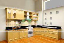 Những mẫu tủ bếp cao cấp cho nhà bếp đẹp / Những mẫu tủ bếp cao cấp cho nhà bếp đẹp hiện đại được thiết kế, cung cấp bởi Vietnamarch. http://noithathanoi.org/tu-bep-cao-cap/