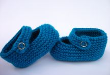 Knitting / Zimne Nóżki