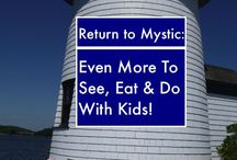 New England / Family Travel tips and tricks for MA, NH, ME, RI, and all of New England.