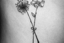 Τατουάζ με λουλούδια
