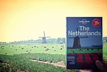 The Lonely Planet Project / Visiting the places on the cover of The Lonely Planet