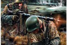 ww2 German Infantry