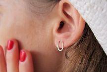 Ohrstecker / Moderne stilvolle Ohrstecker - Ohrringe für Damen