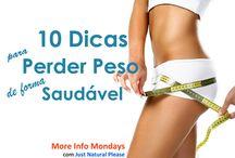 10 Dicas para Perder Peso de Forma Saudável / 10 dicas que me ajudaram a atingir e manter o meu peso ideal e a sentir-me saudável e cheia de energia, sem ter de fazer dieta...