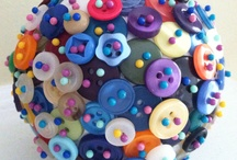 Buttons / by LeAnn Emery