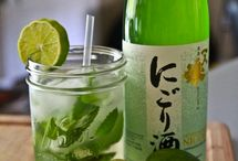 Sake Cocktails and more