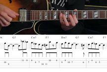 Jazz Guitar Lessons - Progression #2 - Rhythm Changes in Bb / Jazz Guitar Improvisation - Jazz Guitar Lesson - Jazz Guitar Technique - Jazz Guitar Lick - Rhythm Changes Bb