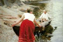 ART Anders Zorn / Swedish Master Painter