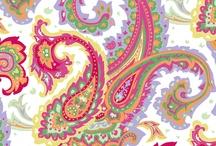 Wallpaper - paisley