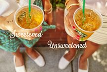 Tea Customizations / Discover all the ways to make a Starbucks tea yours. / by Starbucks
