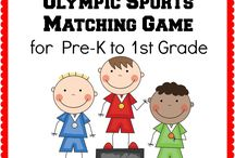 Homeschool: Using the Olympics