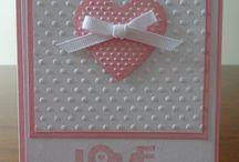 LOVE / HEART CARDS
