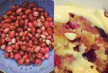 Sour puddings / Puddings with a sour zing and sweetness to please
