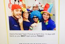 """""""Best team picture"""" Contest by Team Placement, Inc. - WE WON!"""