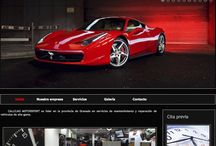 Nuestras webs / Aquí encontrará las webs que nuestro equipo de profesionales ha desarrollado.