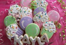 Cookie Ideas / Great Ideas / by Debbie Pennypacker