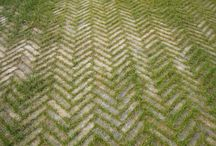 permeable driveway ideas / ways to make your driveway eco and gorgeous