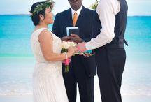 Bahamas Wedding / Photos and ideas for beach and destination weddings in the Bahamas.