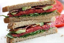 Sandwiches / by Jessica Wise