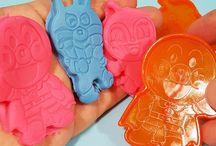 アンパンマン アニメ❤おもちゃ 【新商品】ねんどファーストで遊ぼう!Anpanman toys